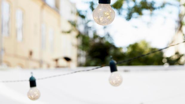 Tuintrend: solar bulbs