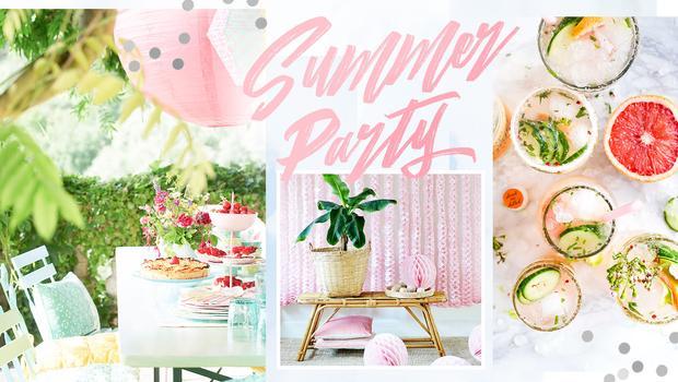 Summer Party Essentials