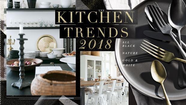 De keuken van 2018