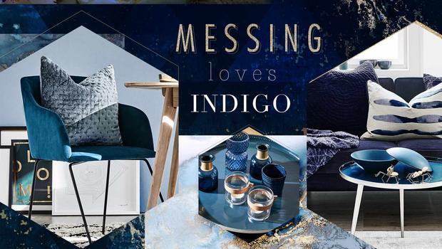 Messing ♡ Indigo