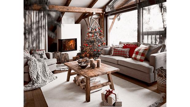De traditionele kerst