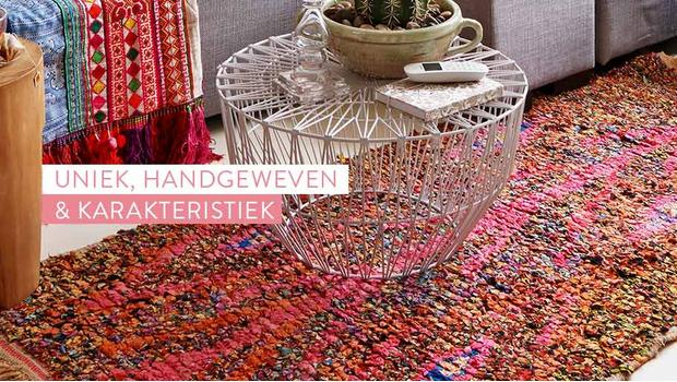 Marokkaanse vloerkunst