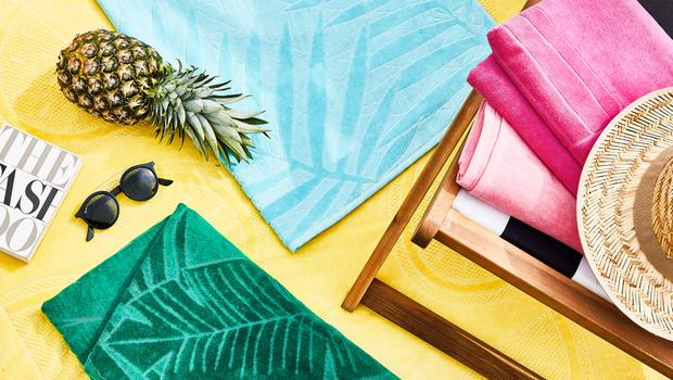 Vakantie-essential: stranddoek
