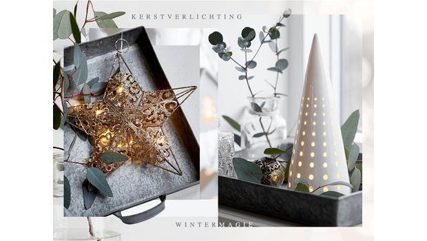 Moderne kerstmagie