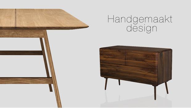Whiteoak handgemaakte houten designmeubels westwing