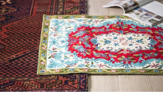 Alfombra tapijten
