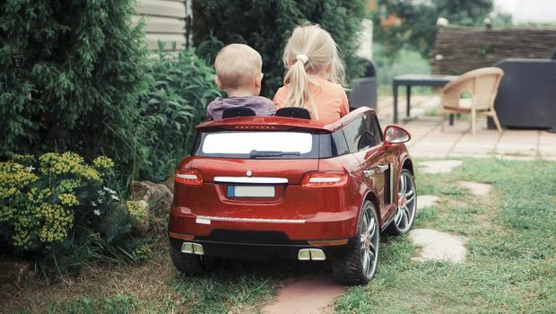 E-cars voor kids