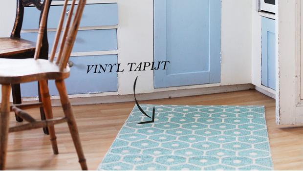 Vinyl voor je vloer tapijten in bonte kleuren westwing