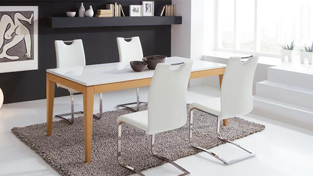 Moderne Keukentafels En Stoelen.Schuif Lekker Aan Moderne Tafels Stoelen Westwing