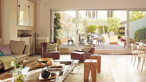 Een appartement in Milaan