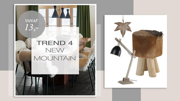 Trend: New Mountain Look