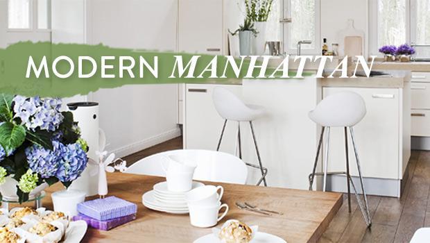 Modern Manhattan