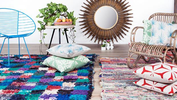 Boho tapijten