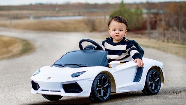 Cabrio's voor kids