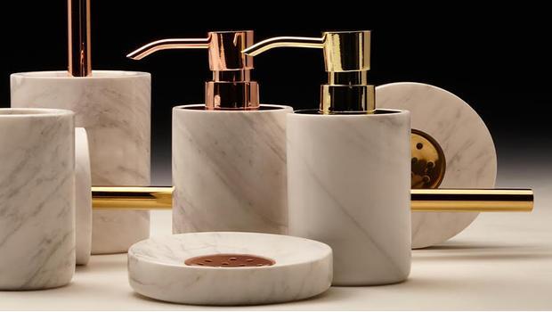 De stijlvolle badkamer
