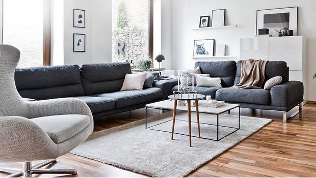 Modern monochroom een strak interieur in zwart wit westwing
