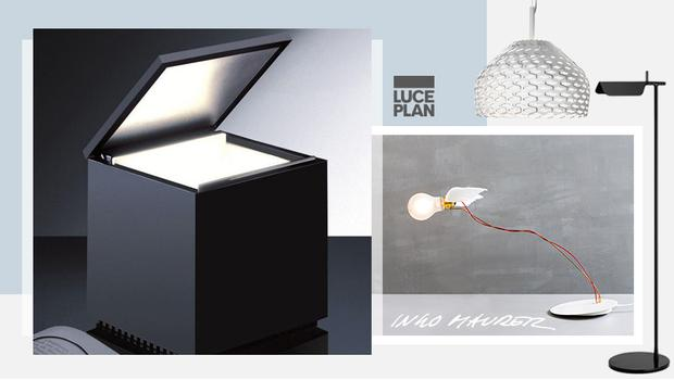 Design in luce eu italiaanse design lampen westwing