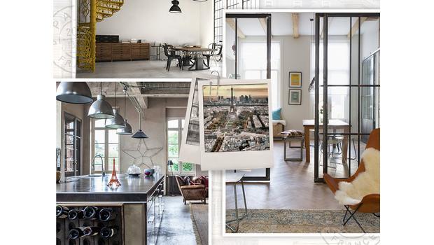 The Parisian loft