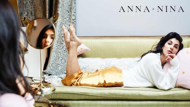 ANNA+NINA by Anna Nooshin