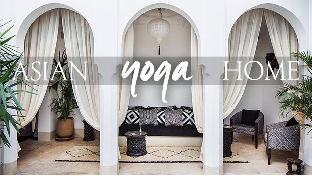 Asian Yoga Home