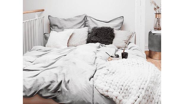 Slapen zonder poespas