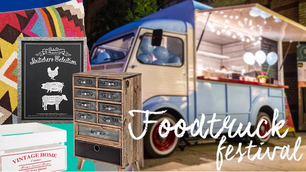 The foodtruck festival