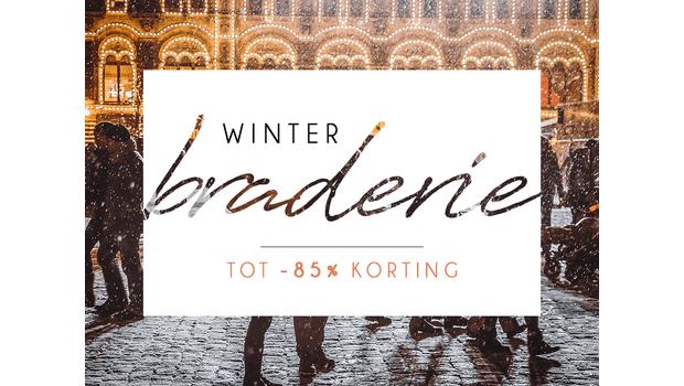 De Winterbraderie