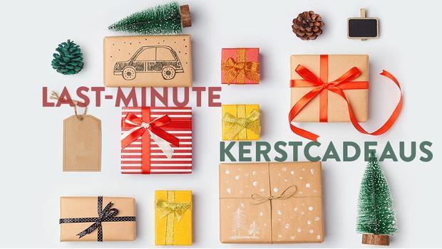 Last-minute cadeaus