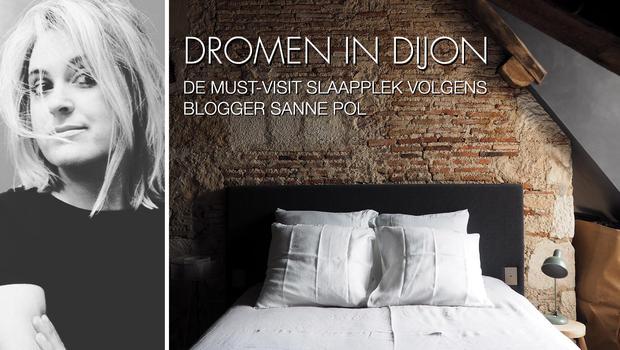 Must-visit: oude loft in Dijon