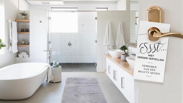 De badkamer van je dromen
