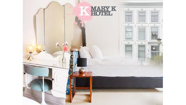 Check (in): Mary K Hotel