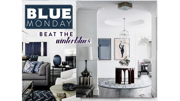 Blijmakers in blauw