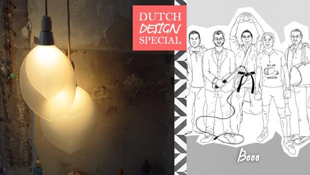 Dutch Design: Lampen van formaat