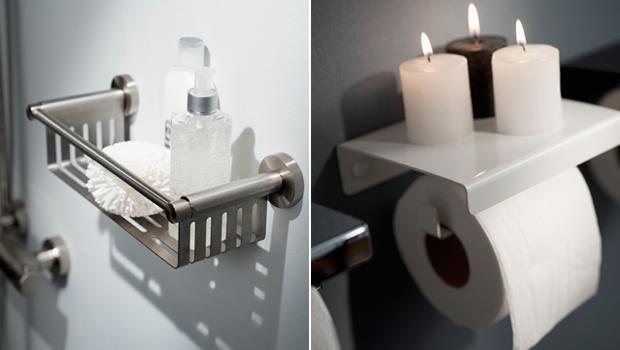 Een luxe badkamer