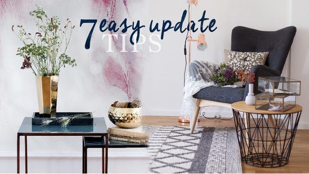 Easy (winter) update!