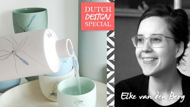 Elke van den Berg - Dutch Design Week
