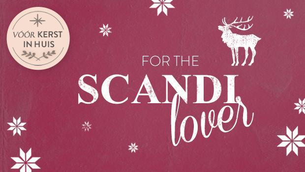 Voor de Scandi lover
