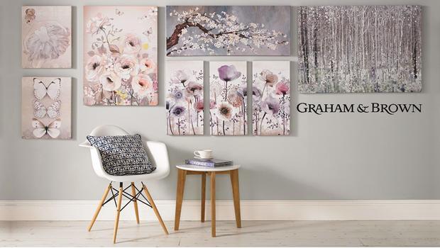 Graham & Brown Art