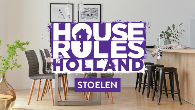 House Rules Campaign - Stoelen