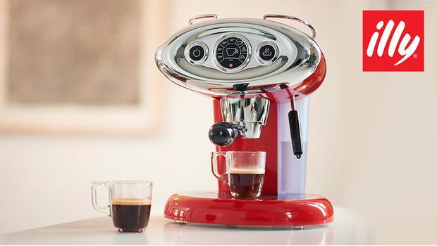 Illy espressomachines