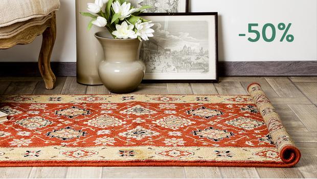 Kelim carpetten
