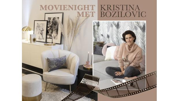 Kristina Bozilovic' thuisbios