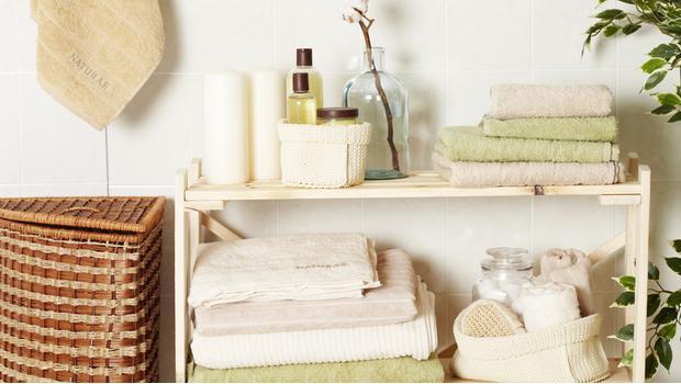 Towel time!