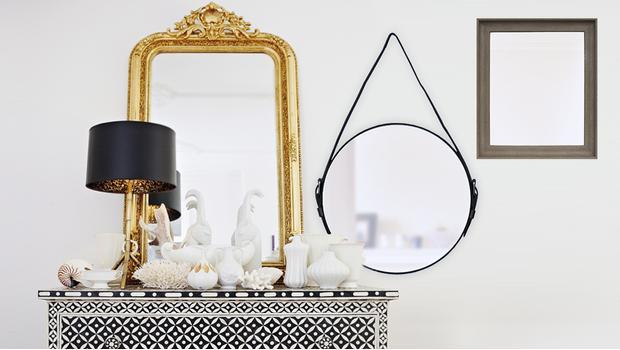 Creatief met spiegels