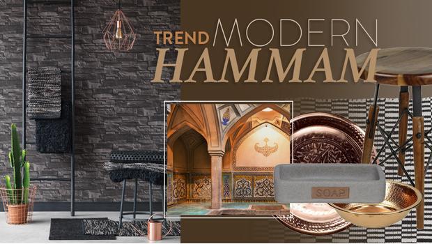 Modern Hammam
