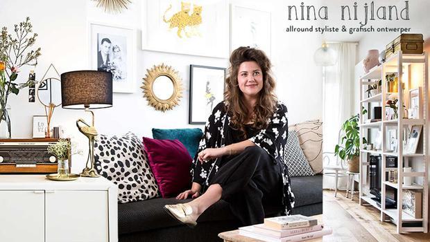 Zien: het droomhuis van Nina