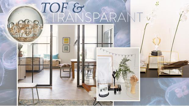 Transparante trend