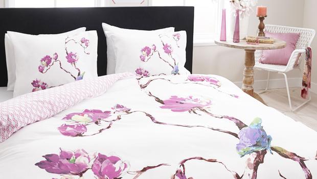 Summer in your bedroom