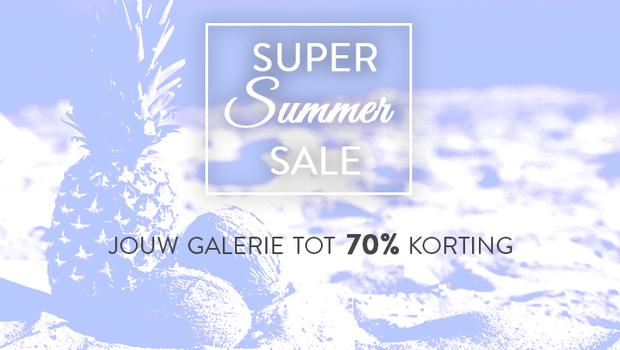 Summer Sale-Jouw galerie