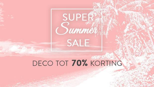Summer Sale-Deco